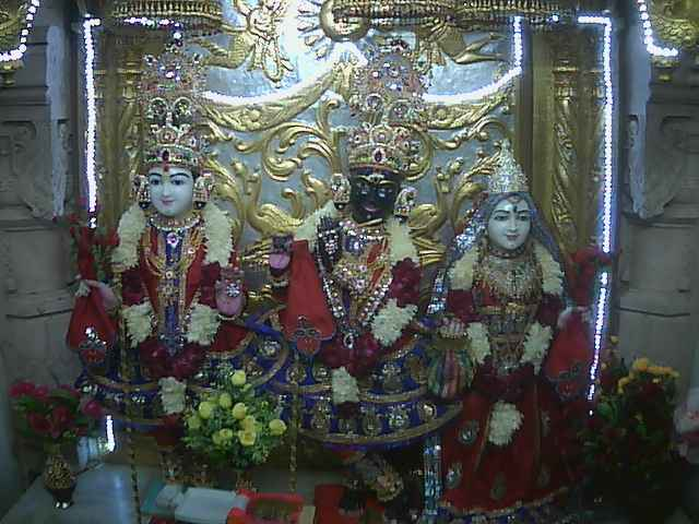 Shree Ghansyam Maharaj Shree RadhaKrushna Dev