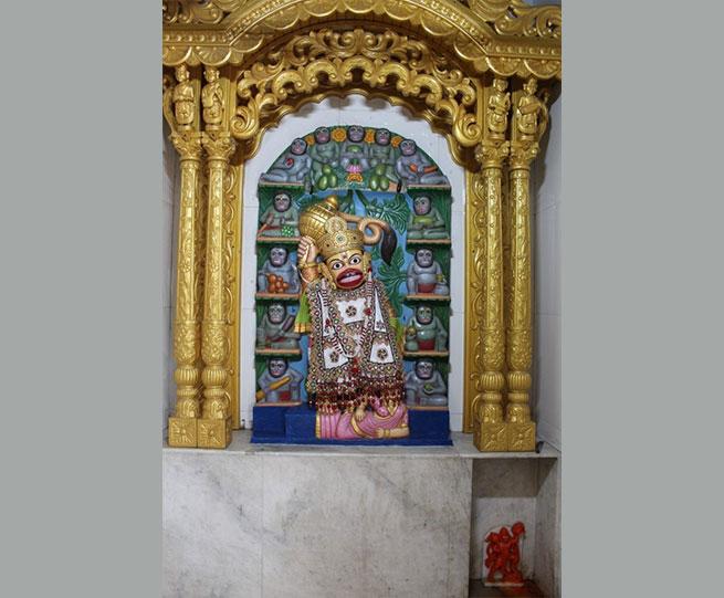 Shree Hamumanji Maharaj