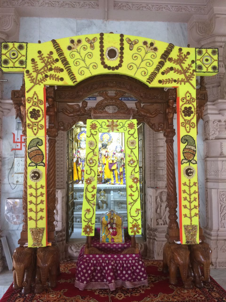 Hindol Darshan 2017