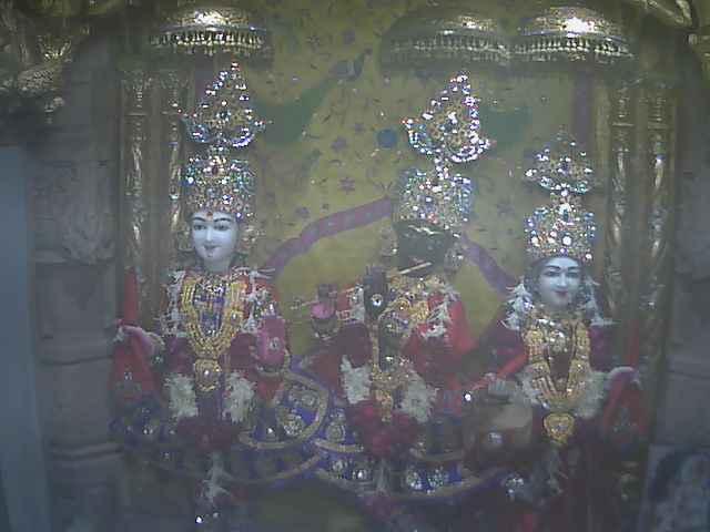 Shree NarNarayan Dev
